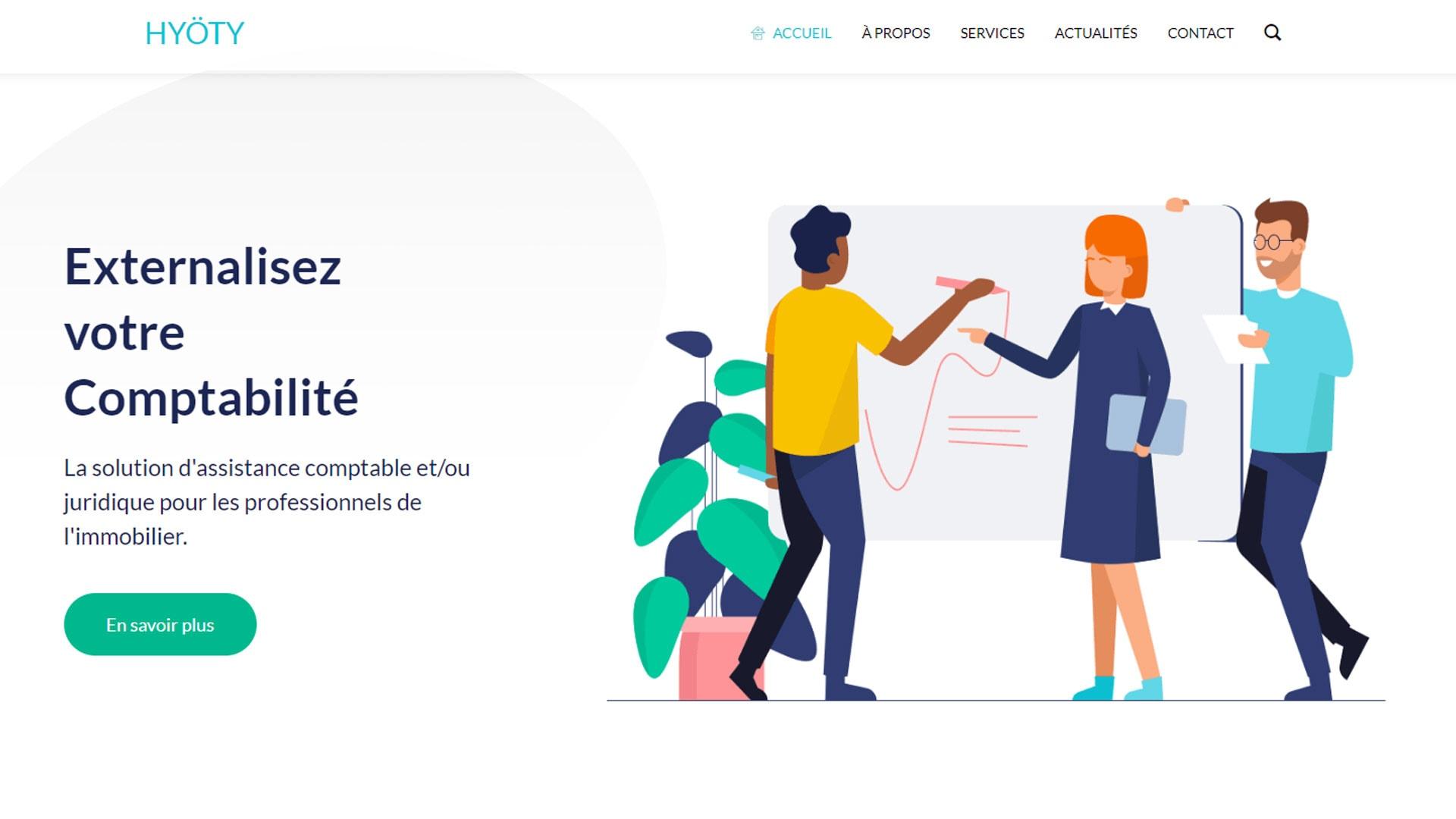 hyoty-website